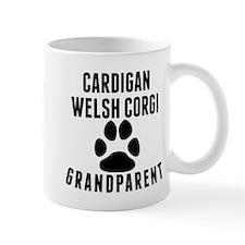 Cardigan Welsh Corgi Grandparent Mugs