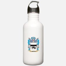 Jordon Coat of Arms - Water Bottle