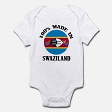 Made In Swaziland Infant Bodysuit