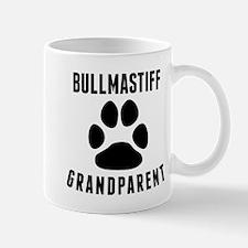 Bullmastiff Grandparent Mugs