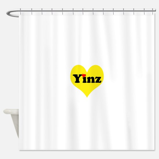 Yinz, black and gold heart, Pittsburgh slang, Show