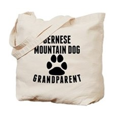 Bernese Mountain Dog Grandparent Tote Bag