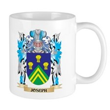 Joseph Coat of Arms - Family Crest Mugs