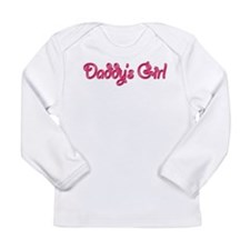 Daddy's Girl Bling Long Sleeve T-Shirt