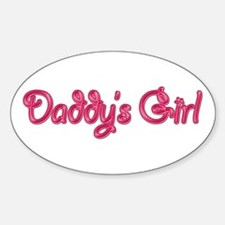Daddy's Girl Bling Decal