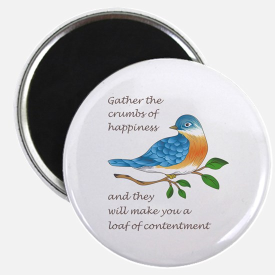 CRUMBS OF HAPPINESS Magnets