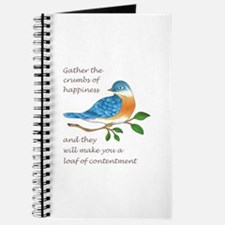 CRUMBS OF HAPPINESS Journal