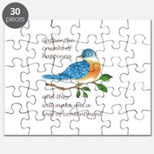 CRUMBS OF HAPPINESS Puzzle