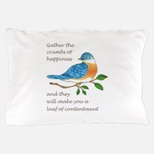 CRUMBS OF HAPPINESS Pillow Case