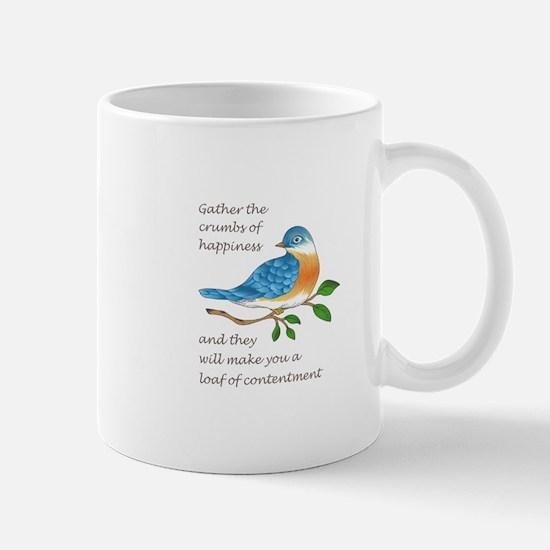 CRUMBS OF HAPPINESS Mugs