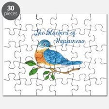 BLUEBIRD OF HAPPINESS Puzzle