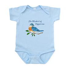 BLUEBIRD OF HAPPINESS Body Suit