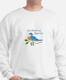 BLUEBIRD OF HAPPINESS Sweatshirt