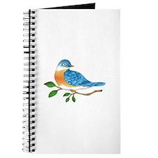 BLUEBIRD ON BRANCH Journal