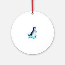 TARPON FISH Ornament (Round)