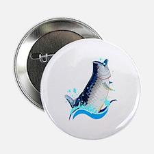 "TARPON FISH 2.25"" Button (10 pack)"
