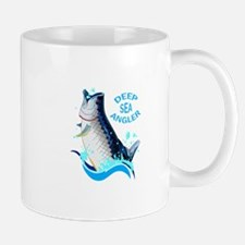 DEEP SEA ANGLER Mugs