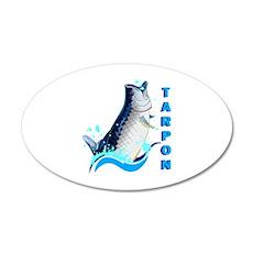 TARPON FISH Wall Decal