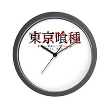 Tokyo Ghoul Logo Wall Clock