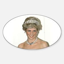 Stunning! HRH Princess Diana Decal