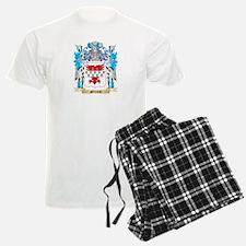 Joyce Coat of Arms - Family C Pajamas