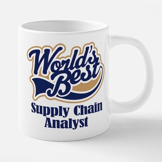 Supply Chain Analyst (Worlds Best) Mugs