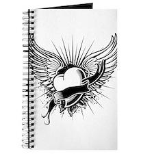 Unique Angel wings Journal
