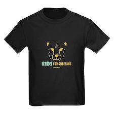 Kids For Cheetahs T-Shirt