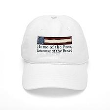 Home of the Free Baseball Cap