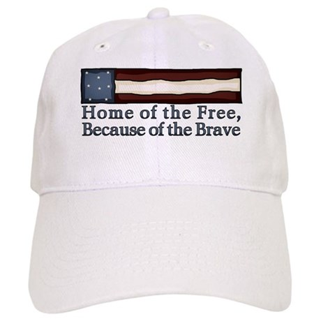 Home of the Free Cap