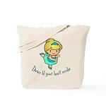 Dance Hearts Tote Bag