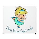 Dance Hearts Mousepad