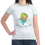 Dance Hearts Jr. Ringer T-Shirt