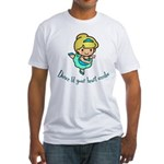 Dance Hearts Fitted T-Shirt