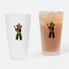 MARIACHI MAN Drinking Glass