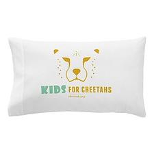 Kids For Cheetahs Pillow Case
