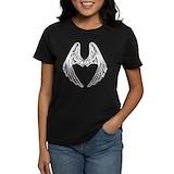 Angel flight Women's Dark T-Shirt