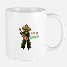 VIVA LA MUSICA Mugs