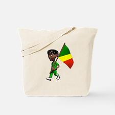 Congo Boy Tote Bag