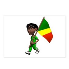 Congo Boy Postcards (Package of 8)