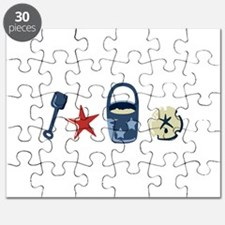 BEACH BORDER Puzzle