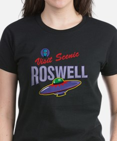 Visit Scenic Roswell - Tee