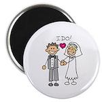 I Do Couple Magnet