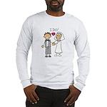 I Do Couple Long Sleeve T-Shirt