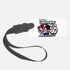Our RV Luggage Tag