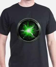 Borg Regeneration Disc T-Shirt