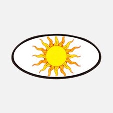 Grunge Sun Patches