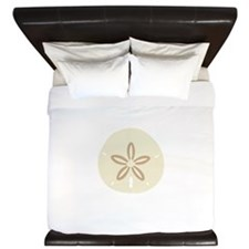 SAND DOLLAR King Duvet
