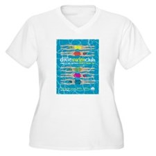 Dixie Swim Club Show Poster Plus Size T-Shirt