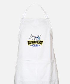 BUSH PILOT SEARCH AND RESCUE Apron